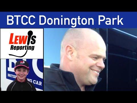Warren Scott - TeamBMR - BTCC Donington Park 2015