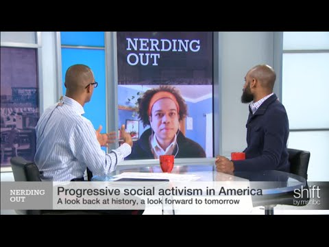 Micah White, co-creator of Occupy Wall Street, on MSNBC's Nerding Out