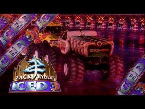 Zack Ryder's Iced 3 - May 2013, Monster Truck Sumo match 10/29/05 - FULL MATCH