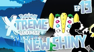 REGIGOD AND NEW SHINY!! Pokemon XTREME Randomizer ShinyLocke! Episode 13
