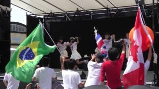 2016年7月23日 TNC夏祭り 福岡タワー前広場特設ステージ 2部.