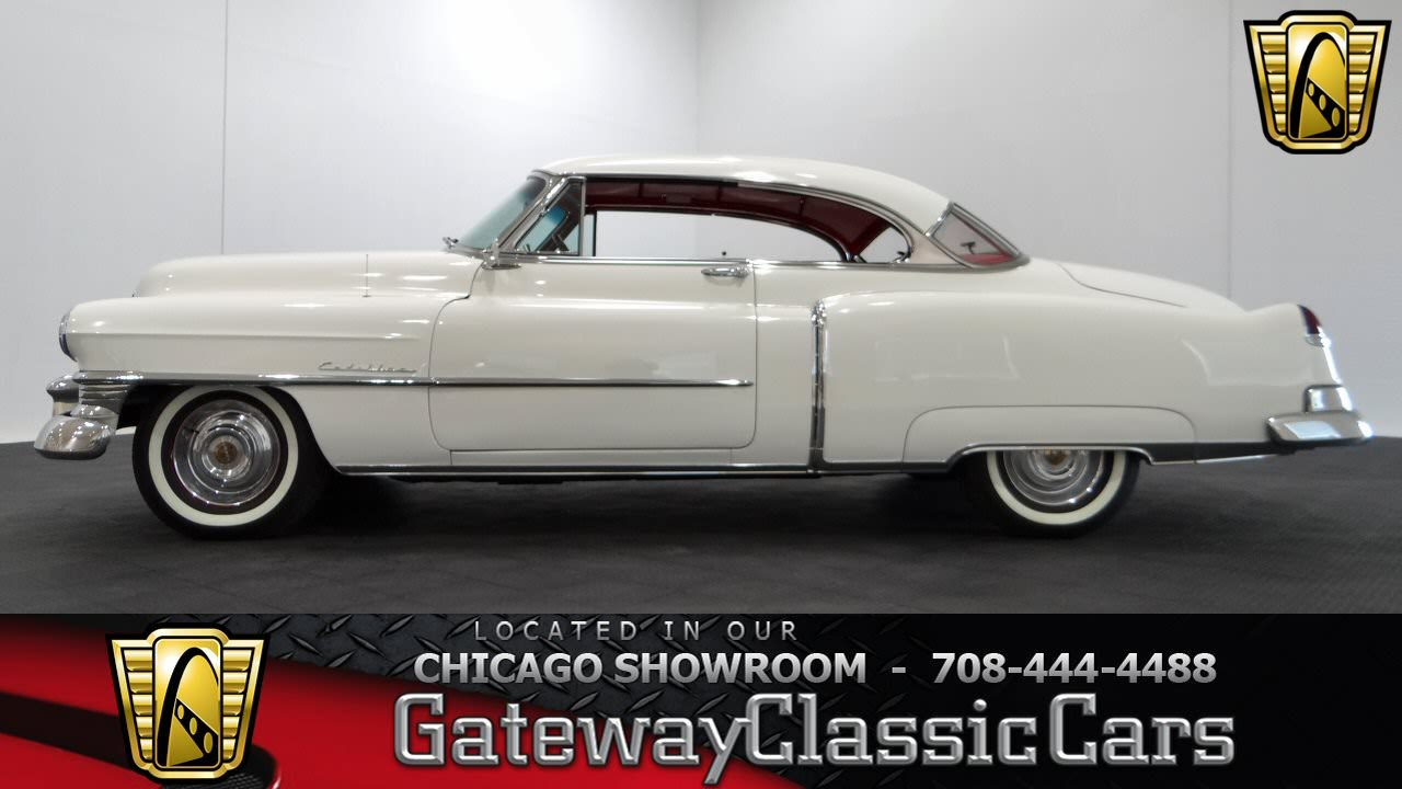 1950 Cadillac Series 62 Gateway Classic Cars Chicago 885 Youtube 1955 Wiring Harness