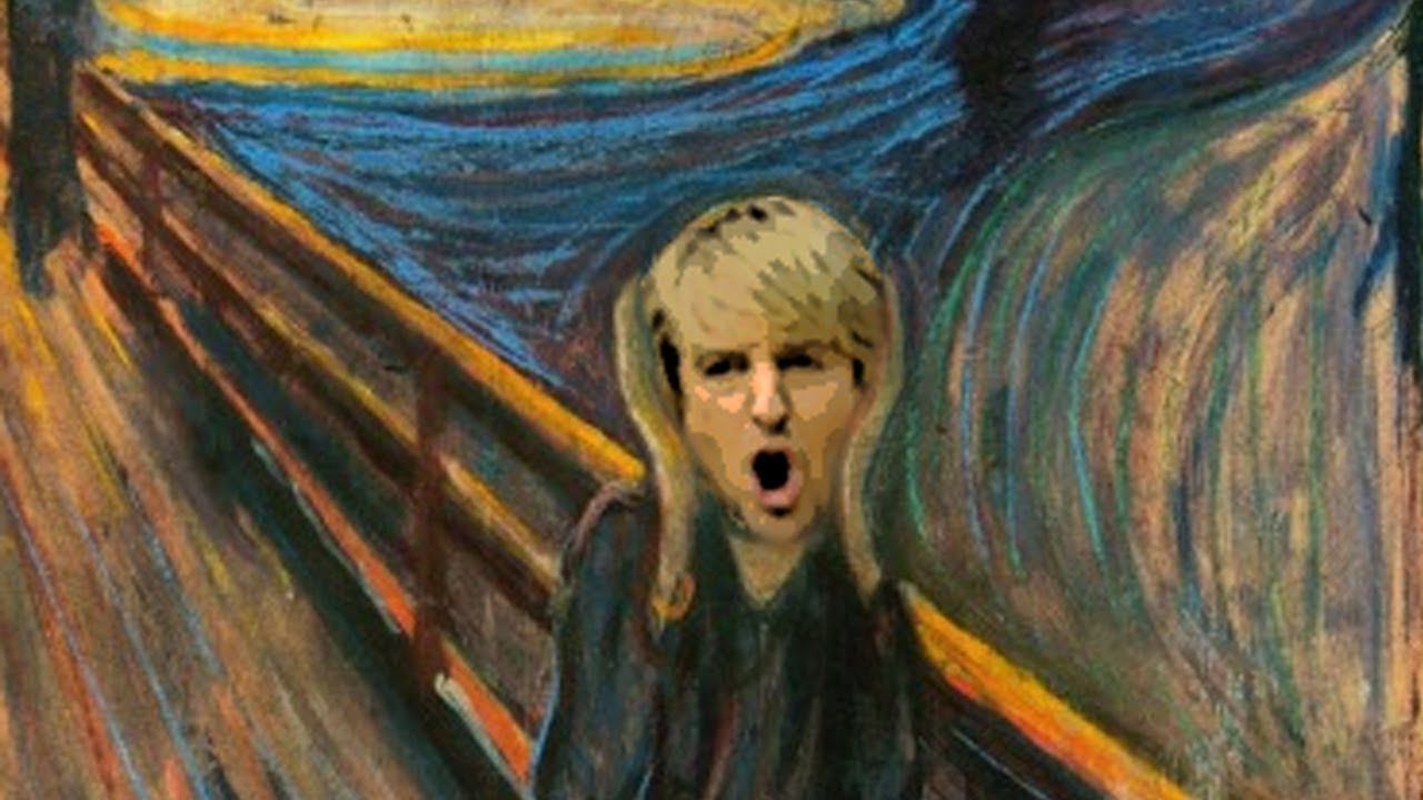 Image result for owen wilson painting