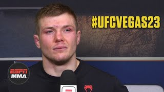 Marvin Vettori: Beating Kevin Holland puts him on track for revenge vs. Israel Adesanya | ESPN MMA