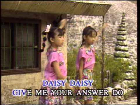 Daisy (A Bicycle Built For Two) (Children Education Song) lyric thumbnail