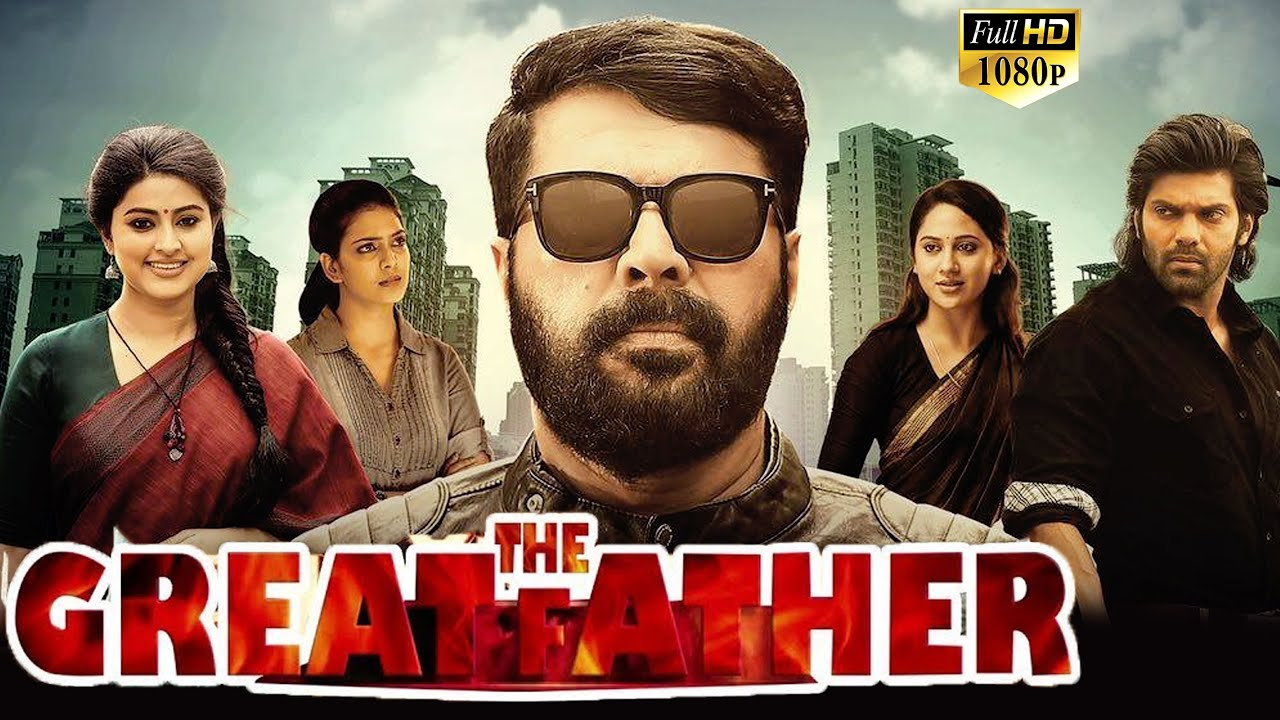 The Great Father Latest Full Length Telugu Movie || 2021 Latest Movies || Mammootty, Sneha, Arya