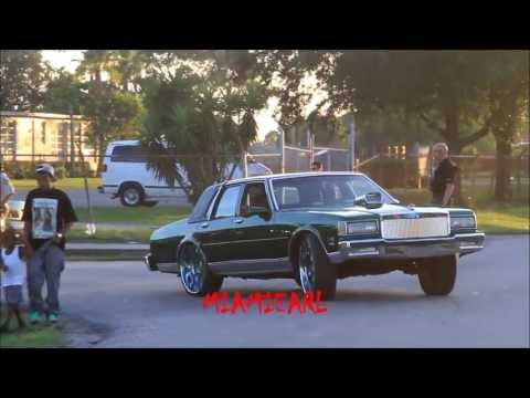 MIAMI BOX CHEVY AND TURBO 73' DONK ON 26