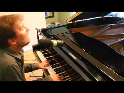 Song 238: Out of Tears (The Rolling Stones) - Piano cover