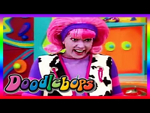 The Doodlebops 208 - A Different Look | HD | Full Episode
