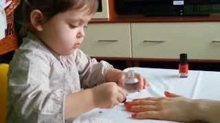 Детский маникюр / children's manicure