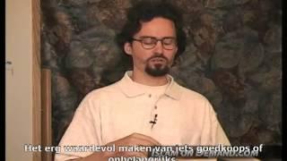 De Antichrist (Dajjal) door Hamza Yusuf [Nederlands]