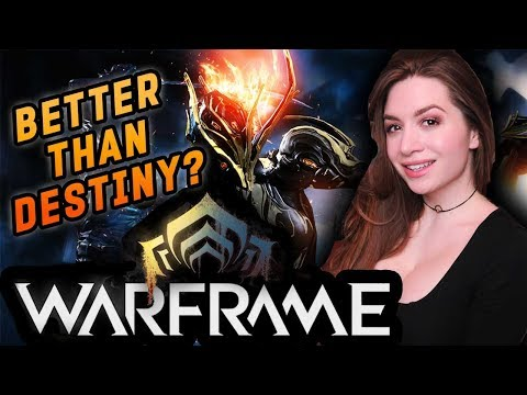 Warframe First Impressions and Review! | RedheadRedemption thumbnail