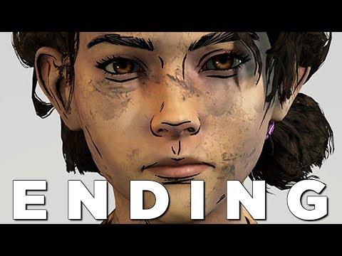 THE WALKING DEAD THE FINAL SEASON EPISODE 4 ENDING Walkthrough Gameplay Part 3 (Season 4)