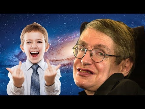 11 Year Old Genius Proves Stephen Hawking Wrong About God! (Religious Bullshit - Ep: 07)