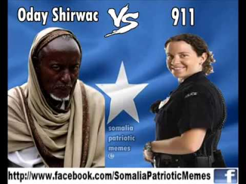 Somalia man vs 911