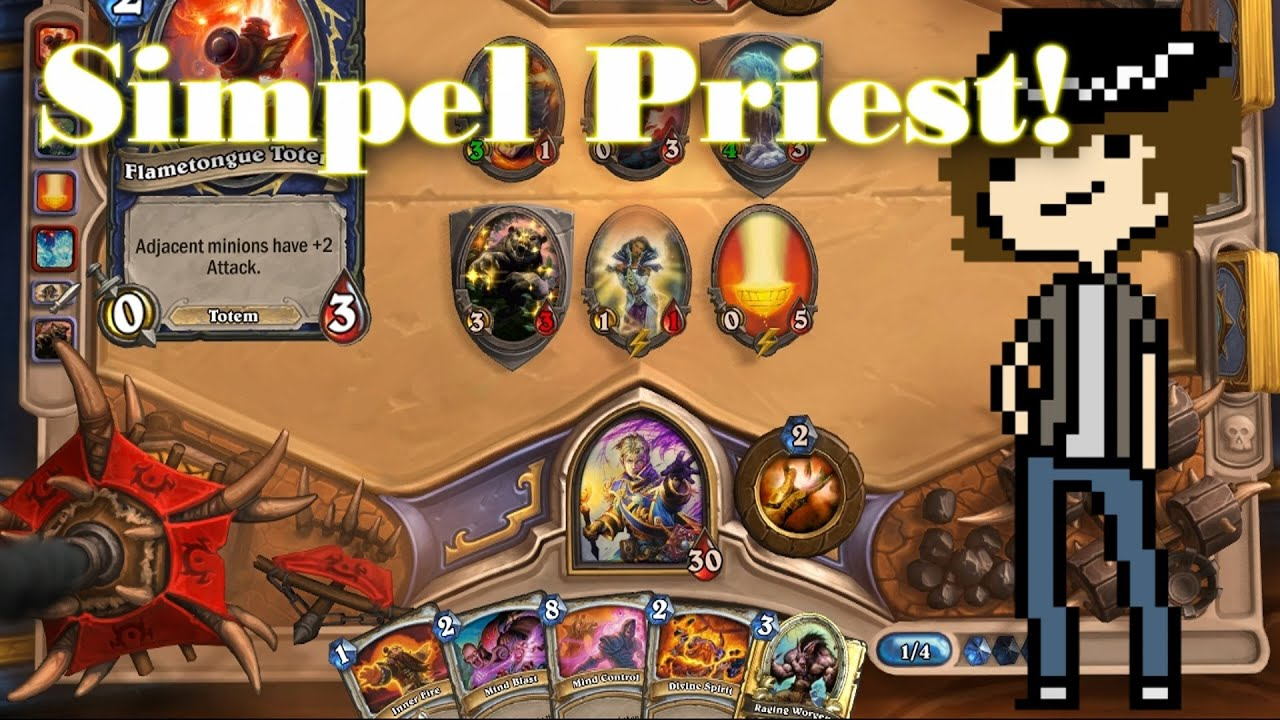 how to buy priest hearthstone