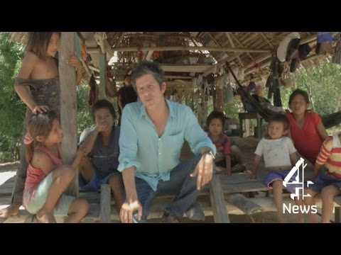 Death and corruption in Peru's rainforest | Channel 4 News