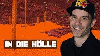 Kopfüber in die Hölle und zurück | Minecraft mit Dennis #11