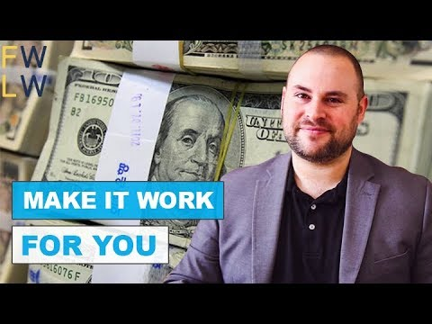 What To Do With Large Sum Of Money