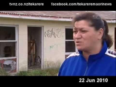 Murupara Te Karere TVNZ 22 Jun 2010