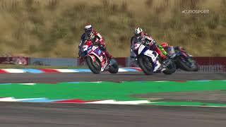 2018 Bennetts British Superbike Championship, Round 7, Thruxton, Race 2