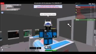 [ROBLOX] Ark Empire winning the raid at WIJ Outpost Indigo!