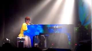 2012.06.30 鄧福如 阿福 in legacy 演唱會開場 let go 進化版