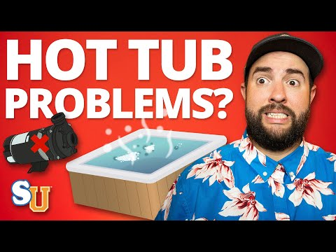 5 Common Hot Tub Issues and Solutions