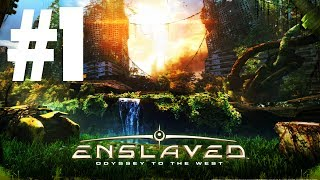 Enslaved: Odyssey to the West PC - Walkthrough Part 1 [HD]