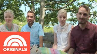 It's A Twin Thing! Identical Twin Brothers Prepare To Marry Identical Twin Sisters | TODAY
