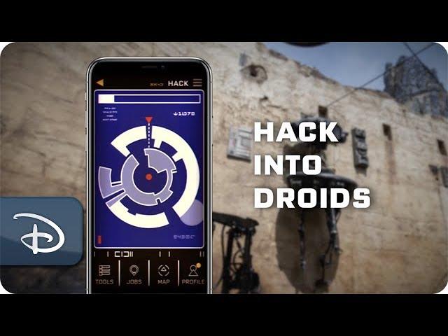 Star Wars: Datapad on Play Disney Parks | Disneyland & Walt Disney World Resort