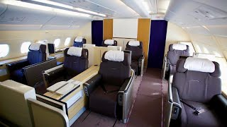 Lufthansa A380 First Class | New Delhi to Frankfurt trip report