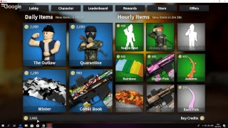 ALONE BATTLE ROYALE ROBLOX AND BUYING A SKIN FW