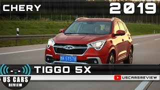 2019 CHERY TIGGO 5X Review
