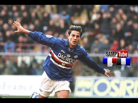 SampTube #Amarcord - Vincenzo Montella - Tutti i gol con la Sampdoria