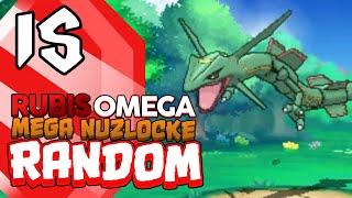 PLEIN DE LÉGENDAIRES ! - Pokémon Rubis Oméga #15 - MÉGA NUZLOCKE RANDOM