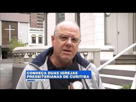 Igrejas Presbiterianas IPB e IPI no Centro de Curitiba