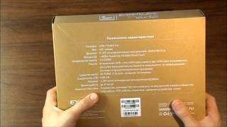 Распаковка Explay Surfer 8.02