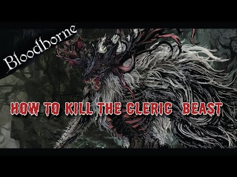 HOW TO KILL THE CLERIC BEAST