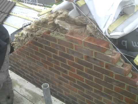 The Fine Art Of Brickwork Gable Toothing 2 Of 3 Youtube