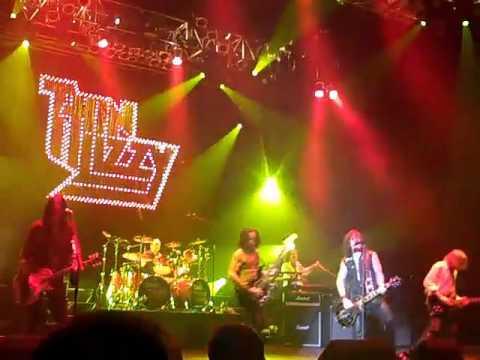 Rosalie - Thin Lizzy Hammersmith 4/2/12