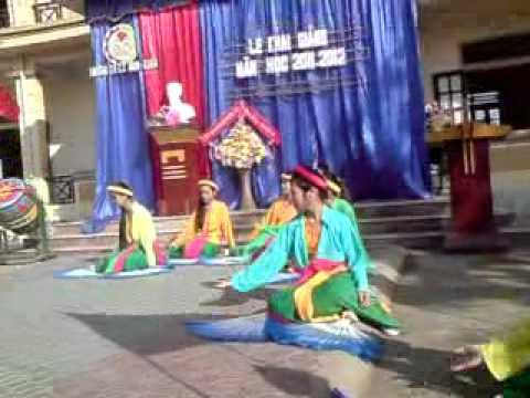 THCS Nghi Xuân- Văn Nghệ Khai Giảng Năm Học 2011-2012