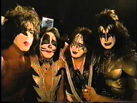 KISS  Millennium Tv  footage