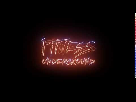 Fitness underground Logo Effect