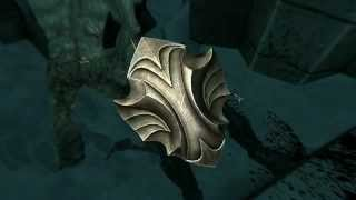 The Elder Scrolls V Skyrim: Dawnguard - Щит Ауриэля
