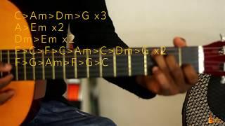 EYO - Asa | EXPLIQUÉ | EXPLAINED | Guitar tutorial