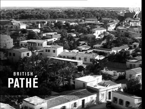 Cyprus  Jewish Immigrants Arrive 1946