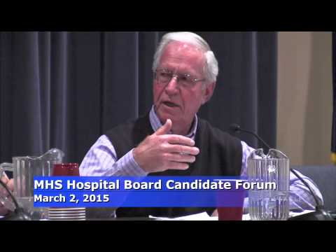 MHS Hospital Board Forum