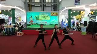 Dance Sma 8 manado