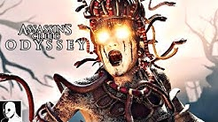 Assassin's Creed Odyssey Gameplay German #103 - Medusa Boss Fight (Lets Play Deutsch)